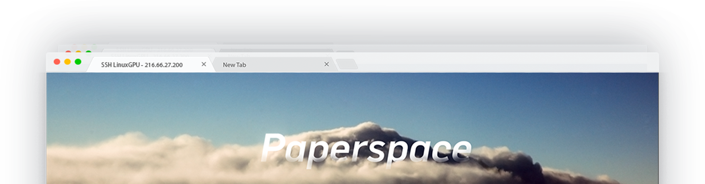 Paperspace in web browser